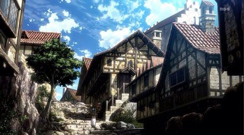 Attack On Titan Scenery Wiki Anime Amino