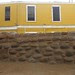 Muro de piedra de canto rodado