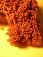 tef flour chocolate bread