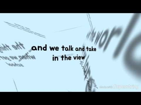 For Forever Dear Evan Hansen Lyrics