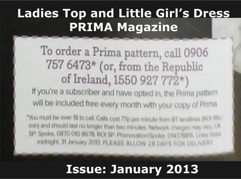 Prima Magazine - Pattern, January 2013 (03)