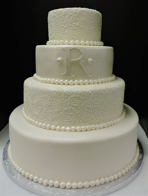 Paisley Design Wedding Cake Frost Bake Shop www