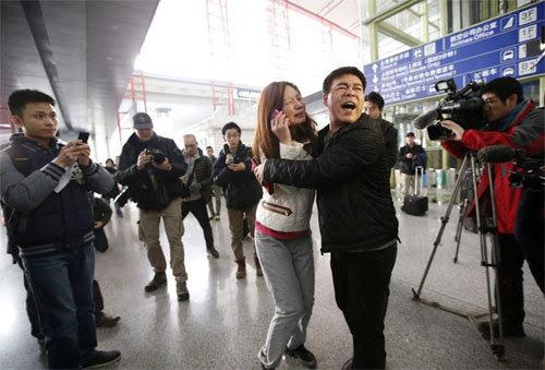 Malaysia, Bắc Kinh, may bay, mất tích