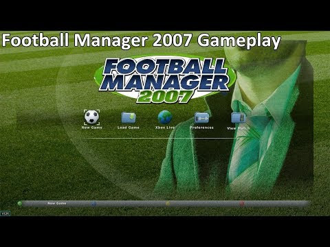 Free Download Game PC Laptop Football Manager 2007 (FM 2007)