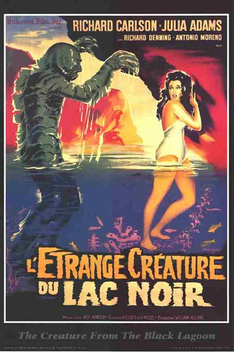 Creature from the Black Lagoon french 2
