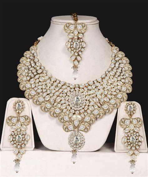 Indian Wedding Earrings   Indian Jodha  Akbar Design