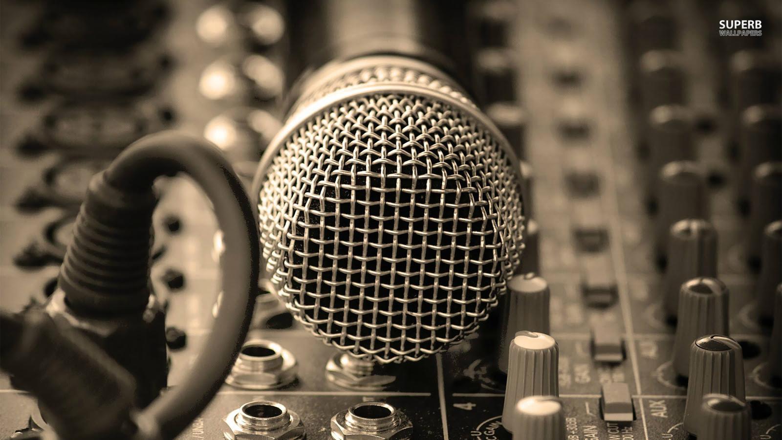 Microphone Singing Wallpaper 38709853 Fanpop