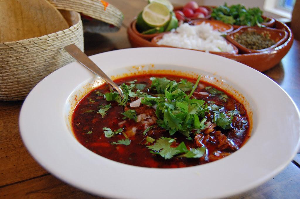 Birria De Chivo - Goat Stew