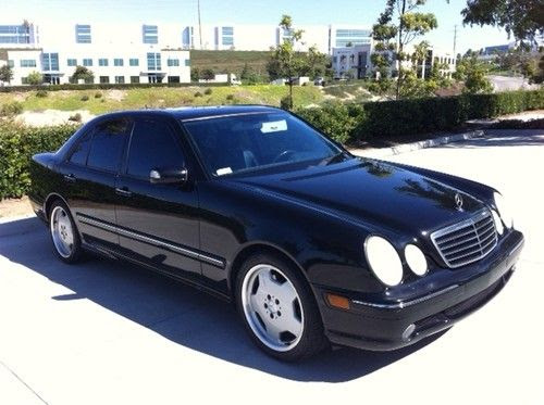 Purchase used Mercedes Benz E55 AMG BRABUS!!!RARE!!! in Carlsbad, California, United States