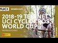 Vídeo de la Copa del Mundo de ciclocross femenina de Waterloo 2018