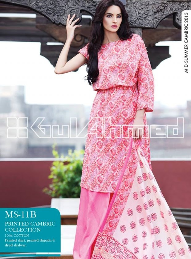 Mid-Summer-Cambric-Collection-2013-Gul-Ahmed-Printed-Embroidered-Fashionable-Dress-for-Girls-Women-21