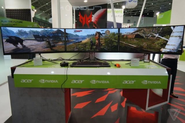 Acer Predator X34 3 vistas