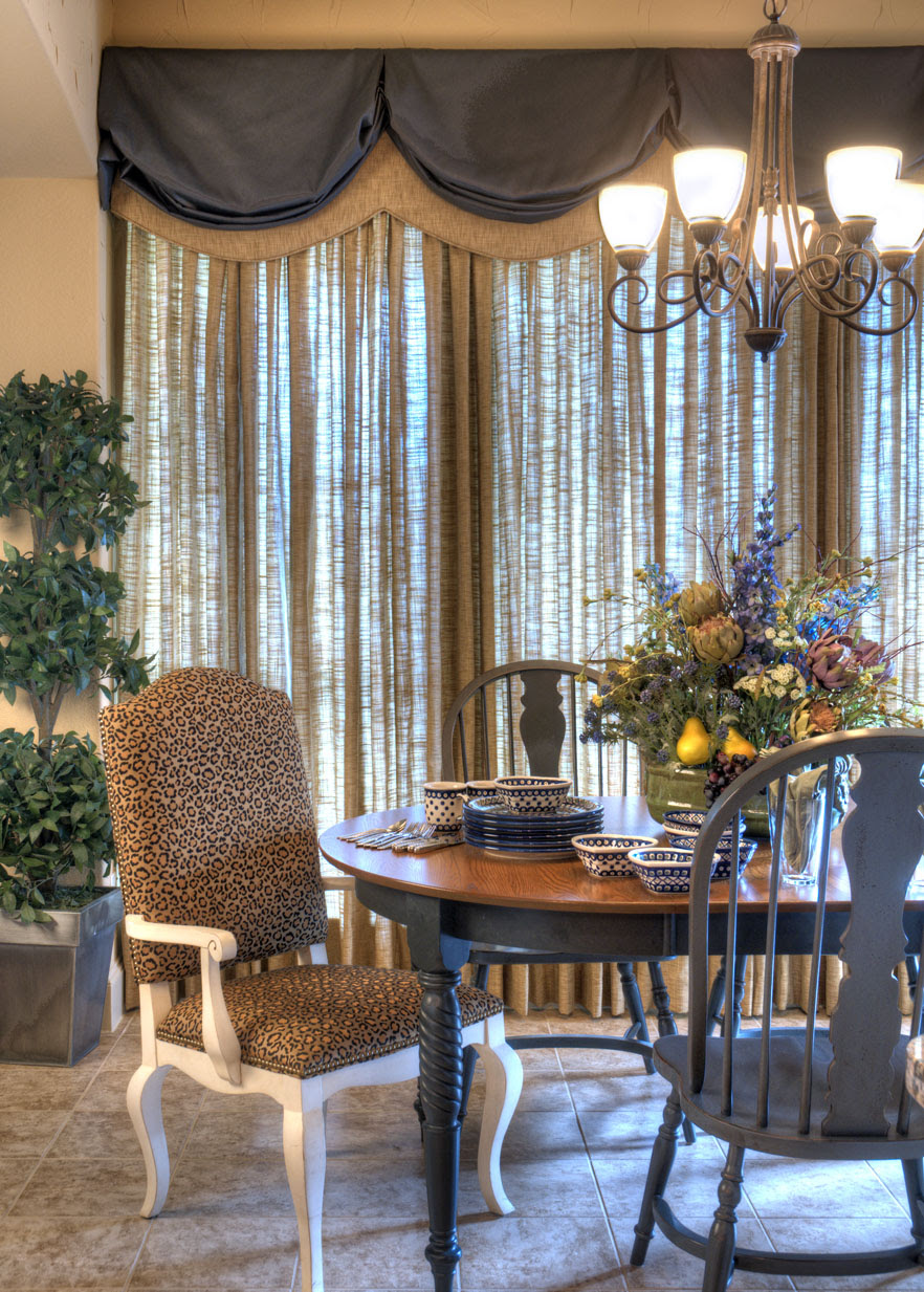 Cost Effective Ideas for Changing Out Your Window Treatments in