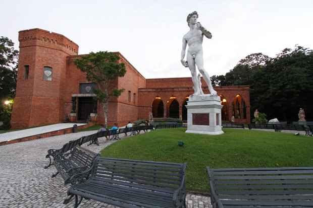 O Instituto Ricardo Brennand também foi eleito o melhor museu da América do Sul no ano passado. Foto: Ricardo Fernandes/DP/DA Press
