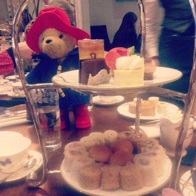 Festive Christmas Afternoon Teas In London