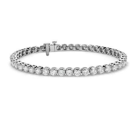 Premier Diamond Tennis Bracelet in Platinum (7 ct. tw