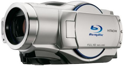 Hitachi BZ-BD7HE camcorder - Review