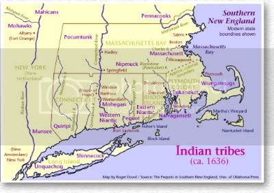 Native Americans of New England
