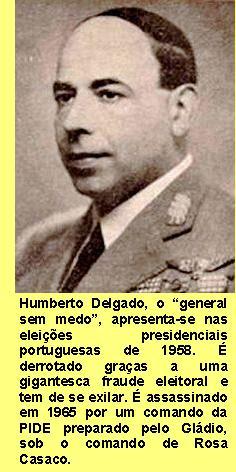 Gen. Humberto Delgado.