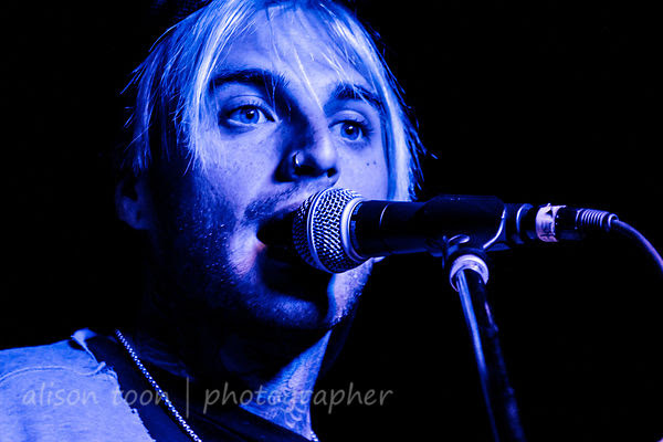 Johnny Stevens, vocals, Highly Suspect