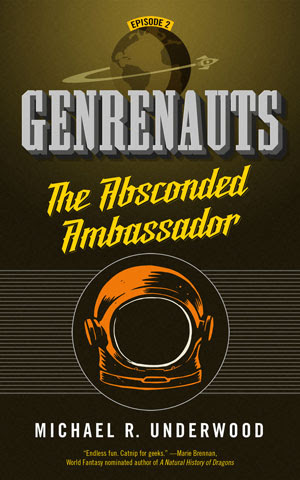 The Absconded Ambassador by Michael R. Underwood