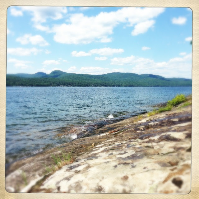 montcalm point - tongue mountain range - lake george