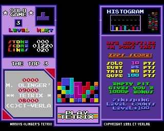 Tetrix 1991