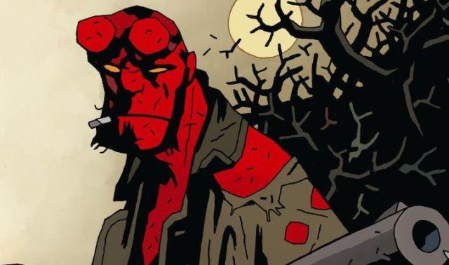 Resultado de imagem para Hellboy: Rise of the Blood Queen