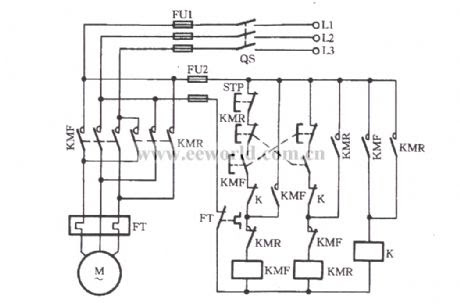 madcomics single phase forward and reverse control circuit
