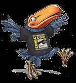 Comic-Con International Toucan