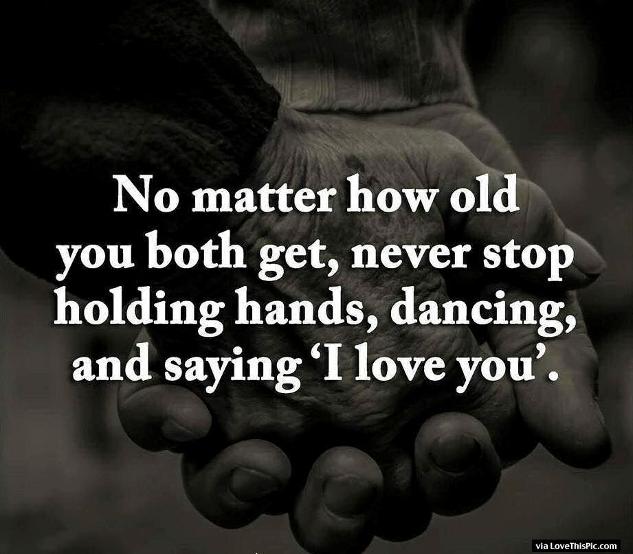Never Stop Holding Hands Pictures Photos And Images For Facebook