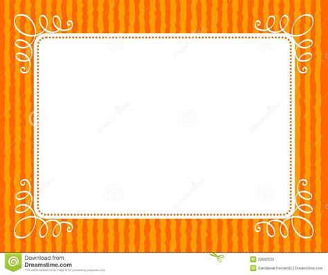 Invitation Border / Frame Stock Photos   Image: 22692533