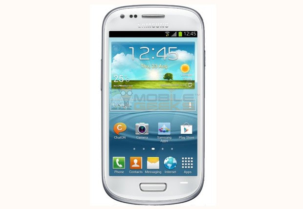 Samsung Galaxy S III Mini specs, photo and price leak in Germany