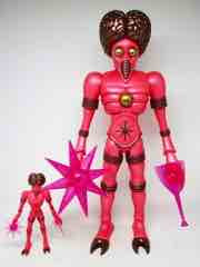 The Outer Space Men, LLC Outer Space Men Sofubi Pink Original Orbitron Action Figure