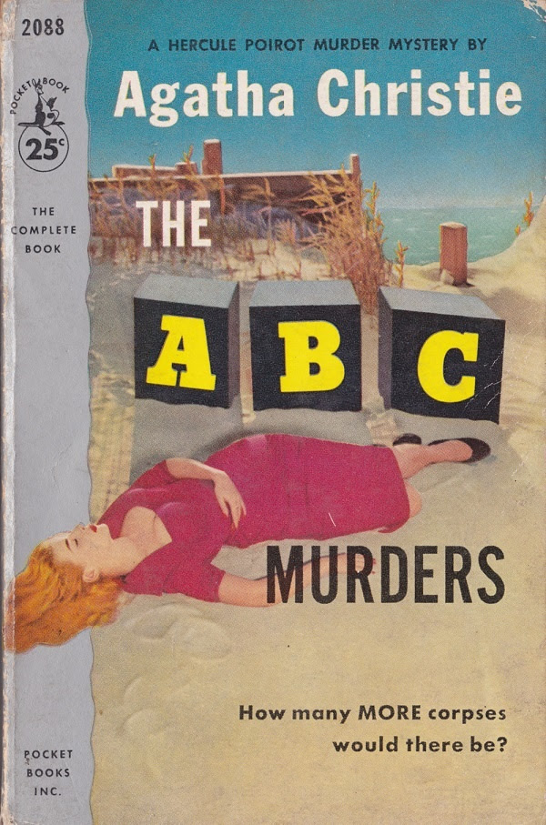 Image result for the abc murders covers