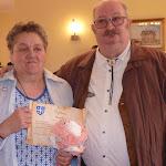 Sepmeries: Cinquante ans de mariage pour Viviane et René Bronsard
