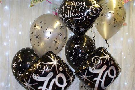 Birthday Balloons Ipswich Suffolk   The Party Balloon Company