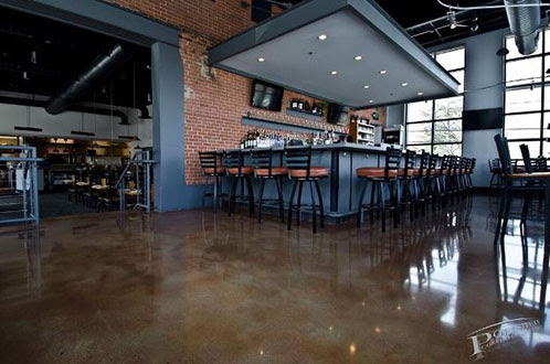 Concrete Stain Bring Beauty Of Stained Concrete To Your Property