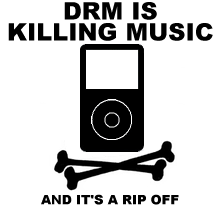 DRM is a rip off