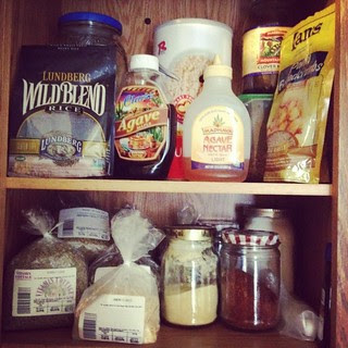 In The Cupboard // Day 26 11.26.12