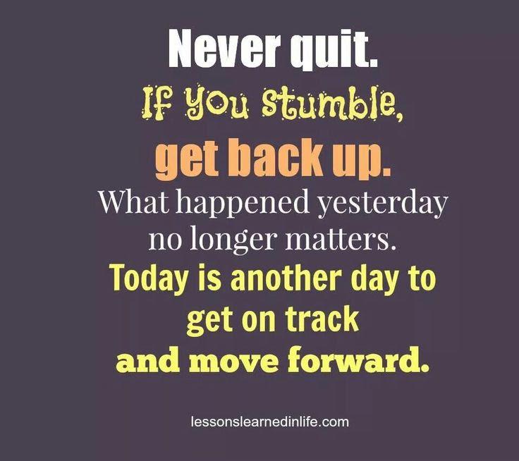 Pinterest Quotes Never Quitting. QuotesGram