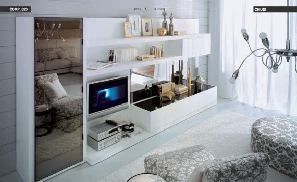 Modern Living Rooms from Tumidei pic 9