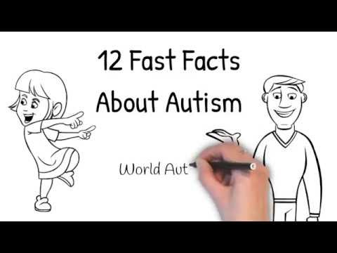 It's World Autism Awareness Day