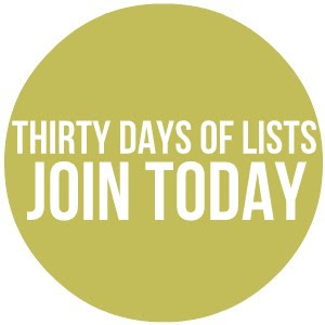 Join 30 Days of Lists