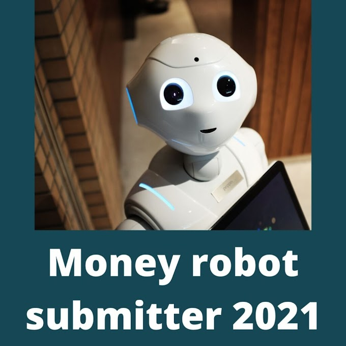Money robot submitter
