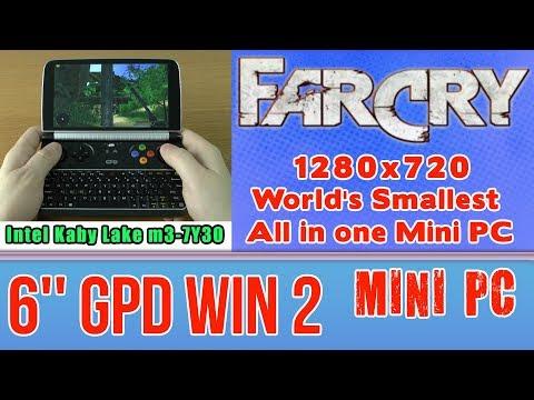 Gpd Win Vs Nvidia Shield Portable