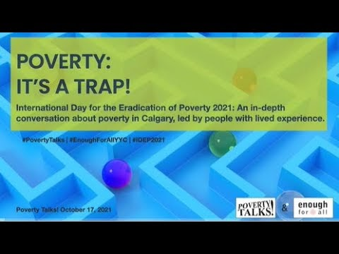 """Watch """"Poverty: It's a Trap!"""" Now!"""