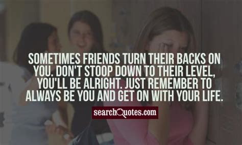 Quotes About Friends Turning Into Enemies
