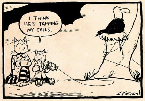 Laugh-Out-Loud Cats #2289 by Ape Lad