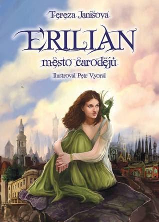 Město čarodějů (Erilian #1)